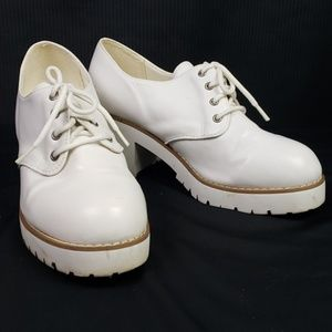 Naughty Nurse Cosplay Women's Shoes 7.5